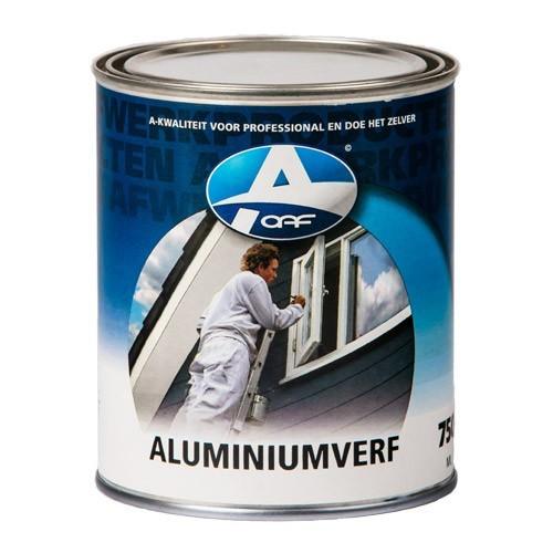 Image of Aluminiumverf 750 ml