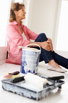 Tips voor na het schilderen het opruimen for Tips opruimen